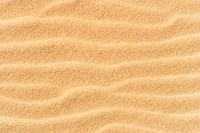 Sand texture on the beach