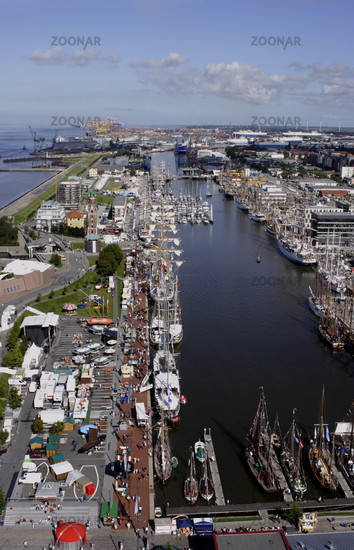 New Haven, Bremerhaven, Germany