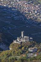 castle ruin Drena