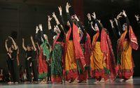 Folk-dance, Indien dance