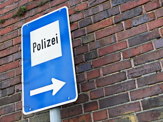 Signpost: police
