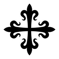 Cross of Lilies