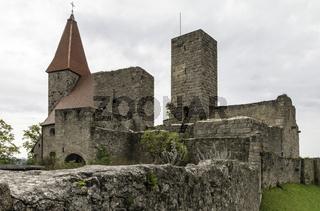 Burgruine Leuchtenberg, Oberpfalz