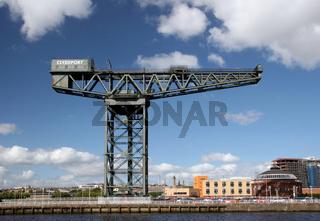The Finnieston Crane