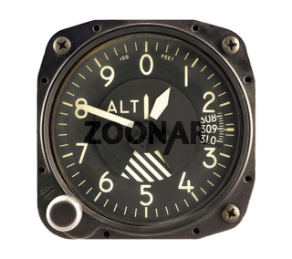 Airplane Altimeter