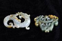 Chinese ancient jade carving