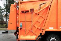 Garbage truck, blade 2