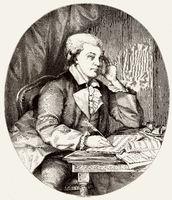 Nicolas-Alexandre Dezède, c. 1740-1798, a French composer