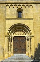 Portal der Kollegiatkirche