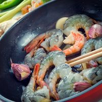 Shrimp on the Pan