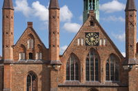 Lübeck - Hospital of the Holy Spirit