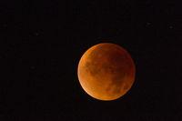 Blood Moon... Lunar Eclipse *28th September 2015*