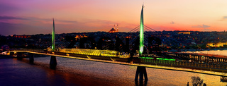 Golden Horn bridge
