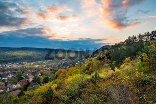 Jena im Herbst