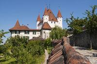 Castle of Thun