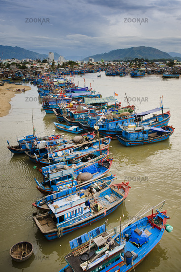 Harbour - Nha Trang, Vietnam