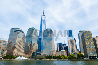Lower Manhattan, New York City, USA