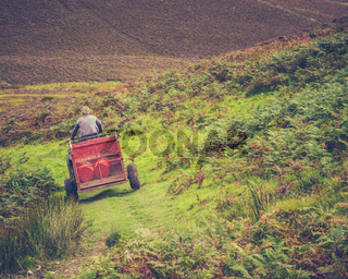 Scottish Hill Farmer