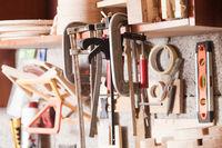 Set of locksmith tools