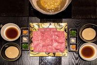 matsusaka beef  Shabu Set