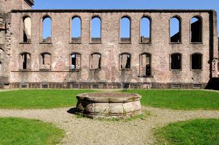 Kloster Frauenalb - Fensterfront Deutschland