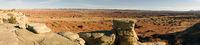Utah Badlands United States North America