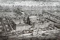 Maison d'éducation annex to Saint-Denis, Saint-Germain-en-Laye,  France