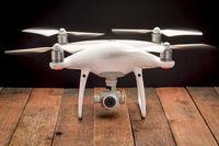 Phantom 4 pro  quadcopter drone