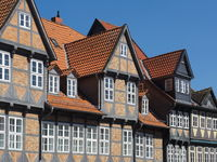 Wolfenbüttel - Half-timbered houses, Germany