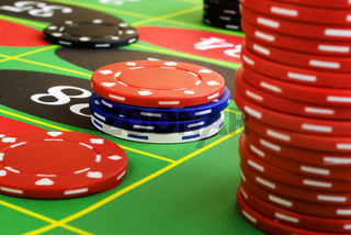 Roulette Chips are Down