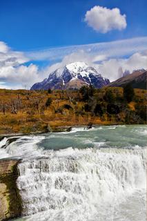 'Cascades Paine'