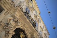 Vienna - Former Bohemian court chancellery