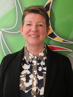 Agriculture and Environment Minister of Saxony-Anhalt Prof. Dr. Claudia Dalbert