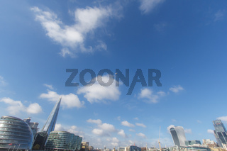 London, Rathaus, City Hall, Themse, Wolkenkratzer, Froschperspektive