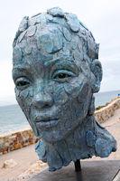 sculpture at Hermanus, South Africa