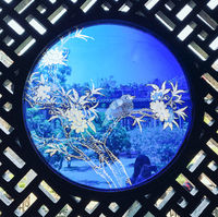 decorated window in Chen Clan Ancestral Hall