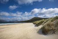 Sandy beach, Luskentyre Beach, Isle of Harris