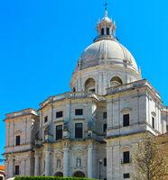 National Pantheon in Lisbon, Portugal.
