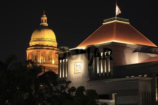 Altes Parlamentsgebäude Singapur