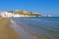 Vieste in Apulien, Italien - Vieste in Apulia, Italy