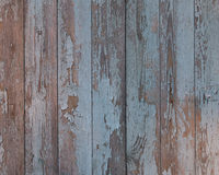 Wooden background from old knocked boards