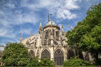 Church Notre Dame in Paris