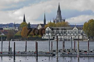 Stadtansicht Konstanz