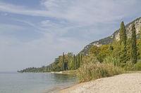 Landscape at Lake Garda