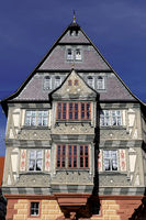 Miltenberg half timbered house