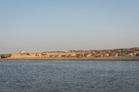 Egyptian beaches and parasols