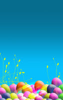 Easter Themed poster