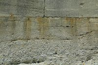 Background weathered concrete wall