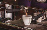 Process of preparation espresso