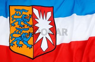 Landesdienstflagge Schleswig-Holstein